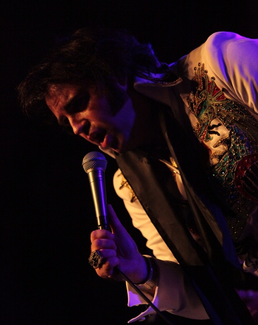 © Eireann Elvis - Irelands Number 1 Elvis Tribute Act -  Ciarán Houlihan